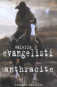 """Couverture d'""""Anthracite"""" des éditions Rivages"""