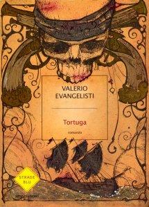 Couverture italienne de Tortuga, aux éditions Strade Blu