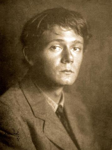 Clark Ashton Smith en 1912