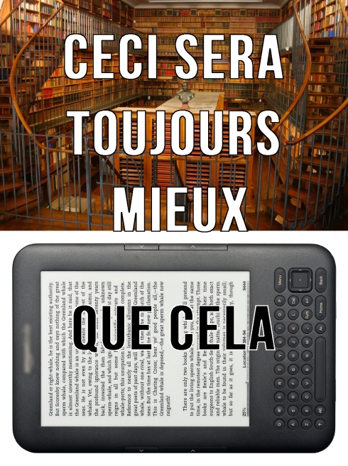 Biblio vs ebook