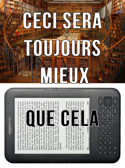 Biblio vs ebook