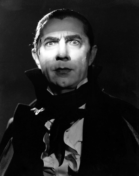 Bela Lugosi, qui immortalisa l'aspect baroque du vampyre jusqu'à nos jours.